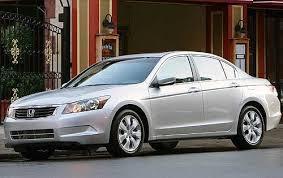 Used 2008 Honda Accord Sedan Pricing For Sale