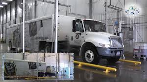 Automated System Washes Semi Trucks #1 At Beverage Dist. Www ... 2002 Sterling 8 Bay Beverage Truck For Sale 2178 Used Beverage Trucks 1993 Gmc Topkick Truck 552715 Intertional Navistar Chassis And Mickey Bodies Beverage Filewoodchuck Hard Cider Truckjpg Wikimedia Intertional For Sale 1337 Archives Apex Specialty Vehicles Bucks Specializing In Trailers The Kings Dominion Cacola Cp Food Blog 2009 Freightliner 12 2245 Hackney Dockmaster