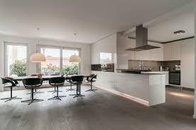 offene küche dank kontraste modern und einmalig gestalten