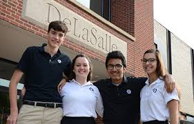 da la salle school delasalle high school catholic lasallian education since 1900