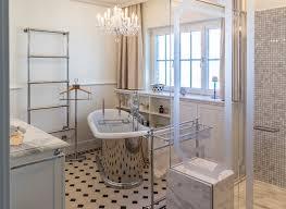 retro badezimmer traditional bathroom munich by