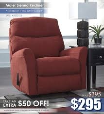 Recliners – All American Mattress & Furniture