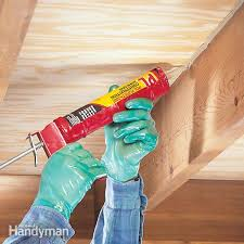 how to repair a squeaky floor family handyman