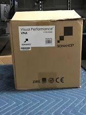 sonance vp61s speakers with white cover ebay