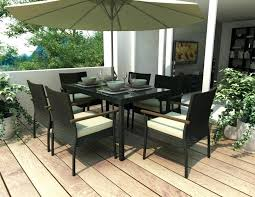 Deck Dining Furniture Outdoor