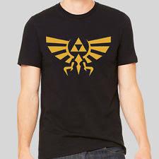 zelda t shirt ebay