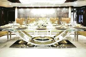 Fancy Dining Room Chairs Luxury Sets Modern Formal Design With