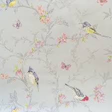 A Fabulous Bird And Branch Statement Wallpaper From Holden Decor