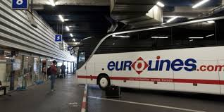 bureau eurolines bataille des autocars transdev eurolines lance isilines