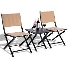 Amazon.com: King 77777 3 Pcs Folding Bistro Outdoor Table ... Beautiful Comfortable Modern Interior Table Chairs Stock Comfortable Modern Interior With Table And Chairs Garden Fniture That Is As Happy Inside Or Outdoors White Rocking Chair Indoor Beauty Salon Cozy Hydraulic Women Styling Chair For Barber The 14 Best Office Of 2019 Gear Patrol Reading Every Budget Book Riot Equipment Barber Utopia New Hairdressing Salon Fniture Buy Hydraulic Pump Barbershop For Hair Easy Breezy Covered Placeourway Hot Item Simple Gray Patio Outdoor Metal Rattan Loveseat Sofa Rio Hand Woven Ding 2 Brand New Super