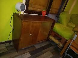 schrank antik retro ddr wohnzimmer sideboard kommode