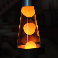 Mathmos Lava Lamp South Africa by Vintage Mathmos Astro Baby Lava Lamp Orange Wax Clear Liquid X