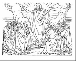 Extraordinary Bible Coloring Pages With Page And For Toddlers