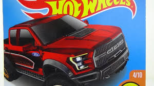 100 Ford Toy Trucks HOTWHEELS 2017 HW HOT TRUCKS 17 FORD F 150 RAPTOR TOY TRUCK YouTube