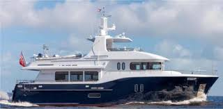 range trawlers for sale 73 dauntless yachts 2013 featuring 4000 mile range motor yachts