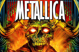 While Metallica Fans Hunger For That Long Awaited New Studio Album Theyve Got Something Else To Hold Them Over Even If Its Just An Afternoon
