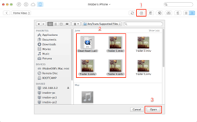 How to Import Videos from PC Mac to iPhone without iTunes