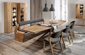 take a look and get inspired by some unique wooden dining