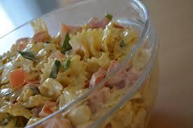 salade de pâtes mayo végétarien la cuisine sans lactose