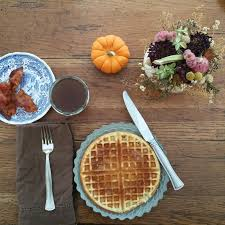 Festal Pumpkin Pie Recipe by Charming The Birds From The Trees September 2016