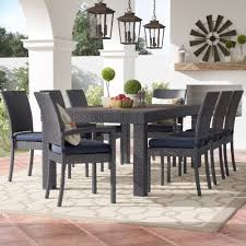 Three Posts Northridge 9 Piece Sunbrella Dining Set With Cushion ... Tortuga Outdoor Portside 5piece Brown Wood Frame Wicker Patio Shop Cape Coral Rectangle Alinum 7piece Ding Set By 8 Chairs That Keep Cool During Hot Summers Fding Sea Turtles 9 Piece Extendable Reviews Allmodern Rst Brands Deco 9piece Anthony Grey Teak Outdoor Ding Chair John Lewis Partners Leia Fsccertified Dark Grey Parisa Rope Temple Webster 10 Easy Pieces In Pastel Colors Gardenista The Complete Guide To Buying An Polywood Blog Hauser Stores