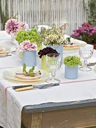 Furniture Furnishing Centerpieces Dining Table Decoration Ideas Spring Decorations Decorating Simple