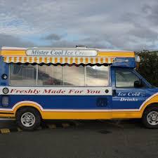 Mister Cool Ice Cream Food Truck