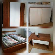 hülsta now 7 schlafzimmer bett 180x200 kleiderschrank kommode