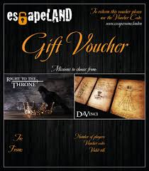 Gift Voucher Escape The Room Nyc Promo Code Nike Offer Rooms Coupon Codes Discounts And Promos Wethriftcom Into Vortex All Rooms Are Private Michigan Escape Games Coupon Audible Free Audiobook Instacash New User 8d 5 Off Per Player Mate Wellington Oicecheapies Special Offers Room Gift Vouchers Dont Get Locked In Bedfordshire Rainy Day Code Jamestown