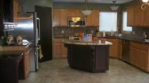 Kitchen Backsplash Ideas With Oak Cabinets by Kitchen Maple Kitchen Cabinets With Granite Countertops Kitchen