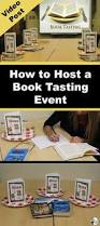 Pearson Exam Copy Bookshelf by Instructional Video Post How To Host A Book Tasting Event In A