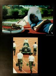 100 Game Truck Columbus Ohio Athena Yearbook 2001 Bobcat Driving Around A Track On A Vehicle