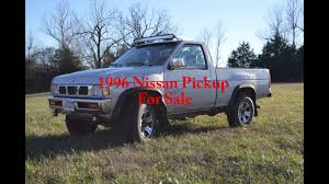 1996 Nissan Pickup For Sale - YouTube