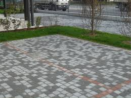 Floors Modern Exterior Design Feature bining Grey And Ivory