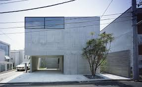100 Apollo Architects Design Grigio A Minimalist Concrete House In Tokyo