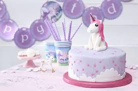 einhorn torte für den kindergeburtstag tambini