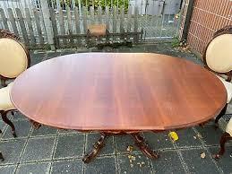wiener barock gründerzeit essgruppe tisch 4 stühle