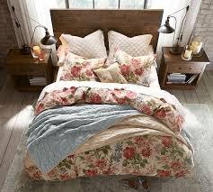 Marla Floral Print Duvet Cover & Sham