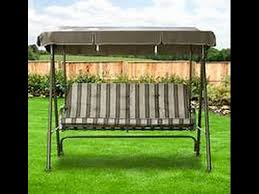 Better Homes And Gardens Patio Swing Cushions by Walmart Patio Swing Cushions Seat Support And Canopy Fabric