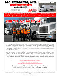 100 Icc Trucking ICC Competitors Revenue And Employees Owler Company Profile