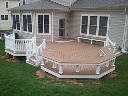 Patio Paver Ideas Houzz by Where To Find Ideas For Your New Deck North American Deck And Patio