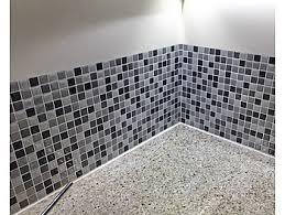 infactory 3d fliesenaufkleber bad selbstklebende 3d mosaik