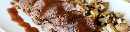 cuisiner la biche recettes à base de biche faciles rapides minceur pas cher sur