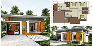 100 Home Photos Design Modern Single Storey House With Plan Engineering Discoveries
