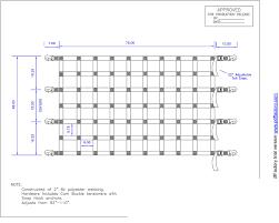 Work Truck Tailgate Net 92 X 48
