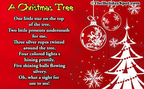 Christmas Poems Short Poem About