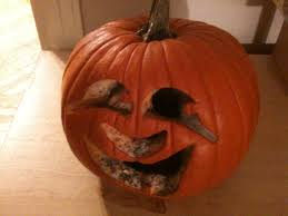 Preserving A Carved Pumpkin by The Secret To Preserving Your Pumpkin Til Halloween Mama Goes Bam