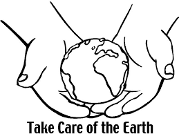 Take Care Of The Earth Coloring Pages For Kids Printable Day