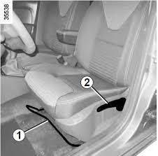 reglage siege auto notice d utilisation renault clio iv appui tête sièges