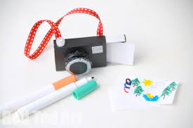 Matchbox Camera Crafts For Kids
